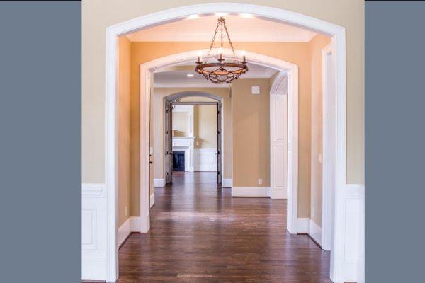 salon koridor kemer duvar boya şömine dekorasyon tadilat (1)